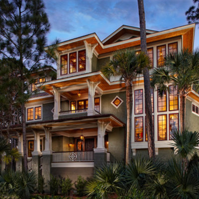 Custom Home - Camens Architectural Group - Charleston, SC