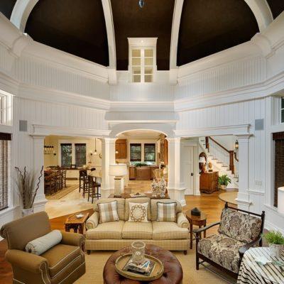 Custom Home - Camens Architectural Group - Charleston, SC