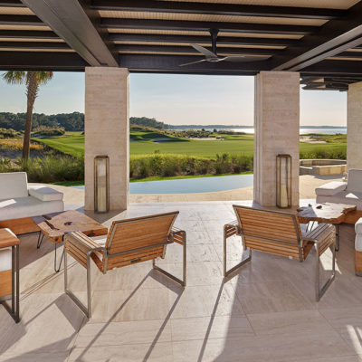 Custom Home - Somerset Points - Ladys Island, SC - Camens Architectural Group