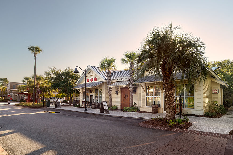 FortyEight Wine Bar - Johns Island, SC - Camens Architectural Group