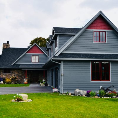 Architectural Firms Lake Placid NY Front Elevation