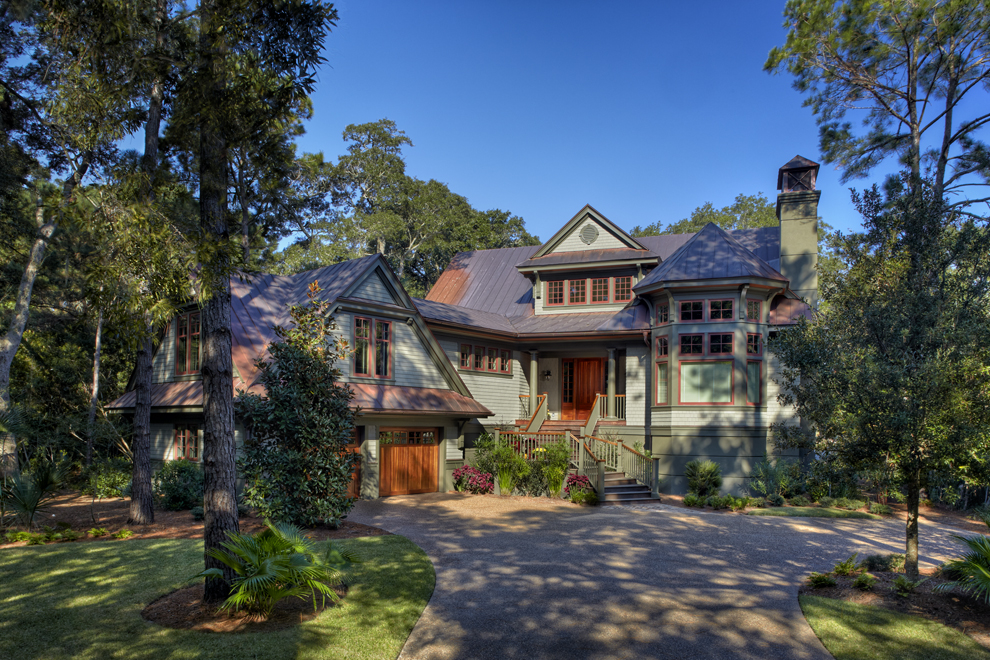 Camens Architectural Firms in Kiawah Island SC Front Exterior