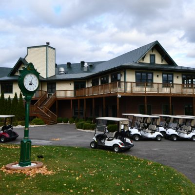 Camens Commercial Architecture Firms In Adirondacks Golf Clubhouse Golf Carts