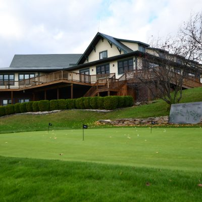 Camens Commercial Architecture Firms In Adirondacks Golf Clubhouse Hole 1