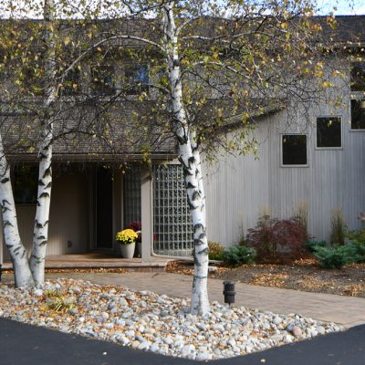 Residential Architect Adirondacks Marc Camens Front Door