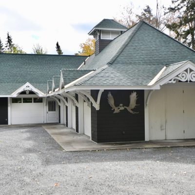 Commercial Architectural Designs Adirondacks Marc Camens Garage