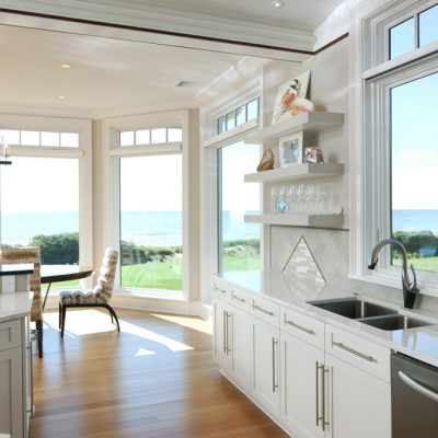 Marc Camens Architectural Firm Charleston SC Kitchen To Dining