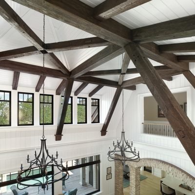 Marc Camens Chief Architect Kiawah Island 173 High Dunes Lane Vaulted Ceiling