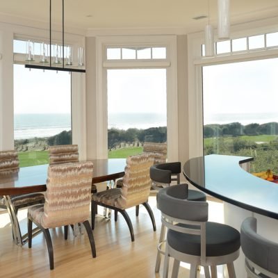 Marc Camens Architectural Firm Charleston SC Kitchen To Dining 2