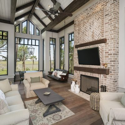 Marc Camens Chief Architect Kiawah Island 173 High Dunes Lane Outdoor Living