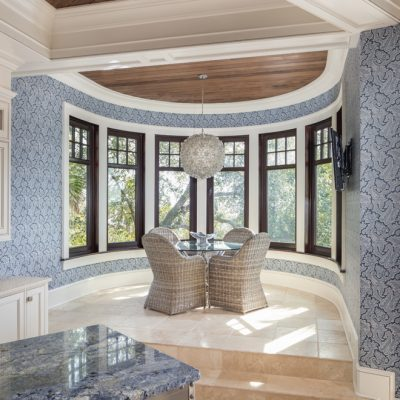Best Architects In Charleston SC Camens Architectural Group Breakfast Nook