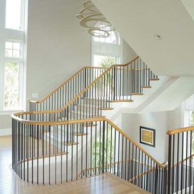 Marc Camens Architectural Firm Charleston SC Main Staircase