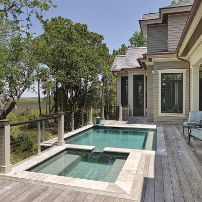 Marc Camens Chief Architect Kiawah Island 173 High Dunes Lane Pool