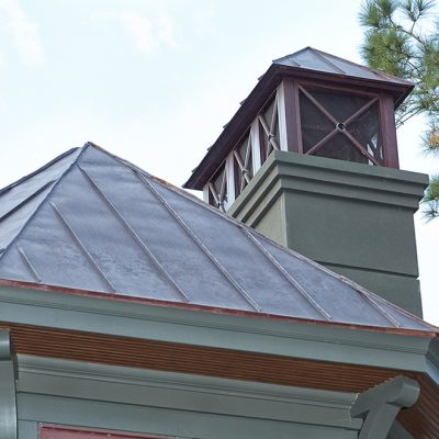 Camens Architectural Firms In Kiawah Island SC Detail Roof Chimney